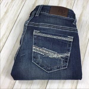 Buckle BKE Culture Crop Jeans Size 26